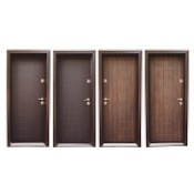Doors with adjustable frame - In stock
