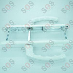 HANDLE FOR PVC DOORS