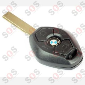 Original key BMW E46 X3 X5 433.92 MHz HU92