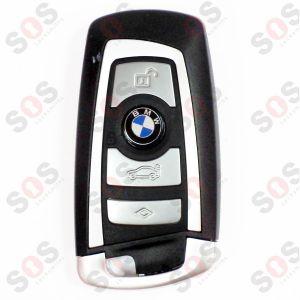 BMW KEY SHELL BMW X3, X5, X6, 1, 3, 5, 6, 868 MHz