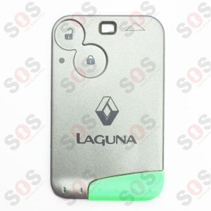 SMART CARD FOR RENAULT LAGUNA