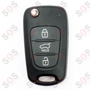ORIGINAL KEY FOR KIA 433-EU/Gen-TP