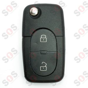 ORIGINAL KEY FOR AUDI 1J0959753A