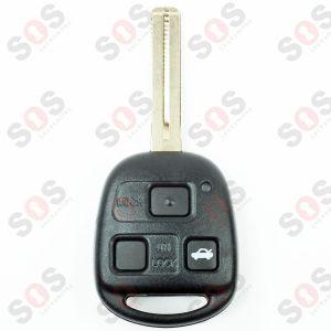 Оригинален ключ за Lexus