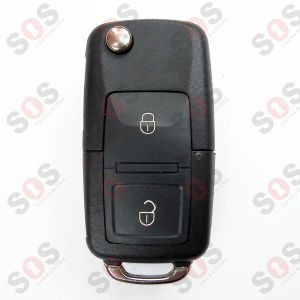 Оригинален ключ за VW 1J0959753CT