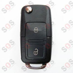 Оригинален ключ за Skoda 1J0959753N