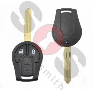 Ключ за Nissan 2бут