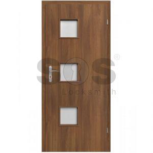 Интериорна врата Classen Temida 3/3 стъкло