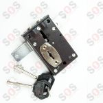 Тристранна брава за каса или сейф Locksys