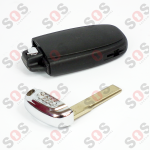 ORIGINAL SMART KEY FOR AUDI 8TO959754J