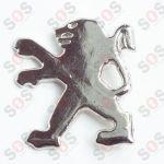Емблема за ключ на Peugeot