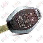 Оригинален ключ за BMW 868 E60 - 6-та серия