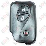 Оригинален ключ за Lexus 8990450561 B53EA