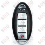 Оригинален ключ за Nissan GT-R