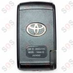 Key for Toyota 14AAA-02, Denso