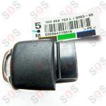 Оригинален ключ за Skoda 1K0959753L