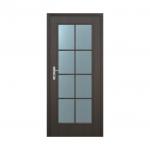 Интериорна врата Classen Malaga 4/4 - остъклена